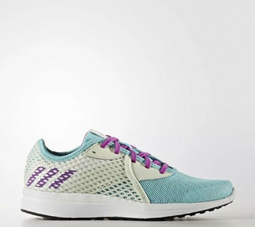 adidas Durma 2 Junior Girls Boys Running Trainers Mint Purple BA7411 New Boxed